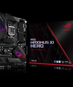 ROG MAXIMUS XI HERO-ASUS ROG MAXIMUS XI HERO Z390 Motherboard (Non Wifi Version)