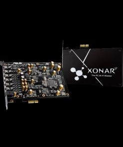 XONAR AE-Asus XONAR-AE 7.1 PCIe Gaming Sound Card