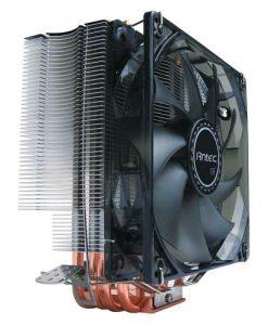 C400-Antec C400 Air CPU Cooler 120mm Blue LED 77 CFM