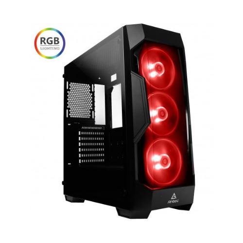 DF500 RGB-Antec DF500 RGB ATX Tempered Glass