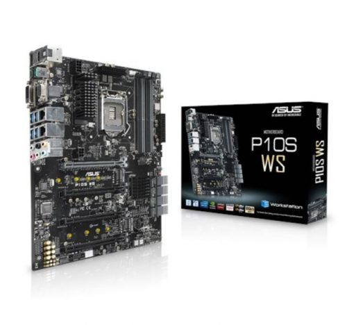 P10S WS-ASUS P10S WS ATX MB 4xDDR4