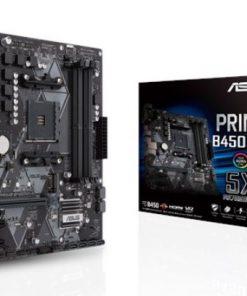 PRIME B450M-A-ASUS PRIME B450M-A AM4 mATX MB