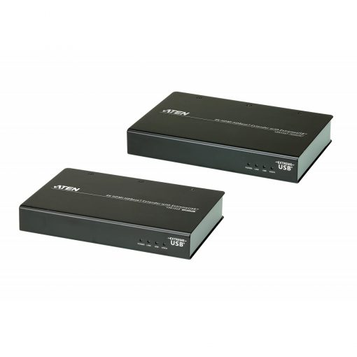 VE813A-AT-U-Aten HDBaseT HDMI  Extender with ExtremeUSB - (1080p/4K to 100m)