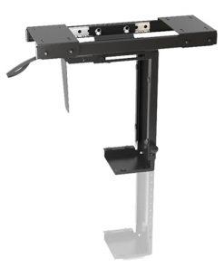 BT-CPB-5-Brateck Adjustable Under-Desk CPU Mount