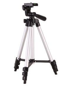 DIGI-3401-Brateck Universal Travel Tripod Digital Camera Camcorder Video Tilt Pan Head