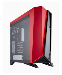 CC-9011120-WW-Corsair Carbide SPEC-OMEGA Mid-Tower Tempered Glass Gaming Case