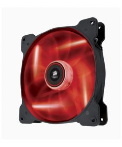 CO-9050034-WW-Corsair SP 140mm Fan with Red LED High Pressure Twin Pack! (LS)