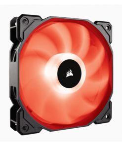 CO-9050060-WW-Corsair SP 120mm Fan RGB LED w/Controller Static Pressure (LS)