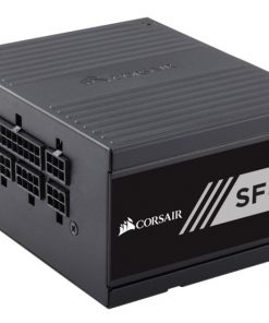 CP-9020104-AU-Corsair 450W SF 80+ Gold Fully Modular 80mm FAN SFX PSU (Not ATX Standard) 7 Years Warranty