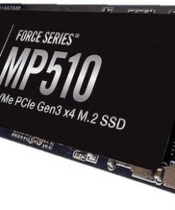 CSSD-F1920GBMP510-Corsair Force MP510 1920GB M.2(2280) NVMe PCIe SSD - Upto 3480/2700 MB/s Upto 485/530K IOPS