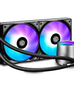 CASTLE 280 RGB-Deepcool Castle 280RGB CPU Liquid Cooler