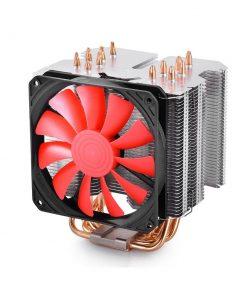 LUCIFER K2-Deepcool Gamerstorm Lucifer K2 CPU Air Cooler Slim PWM Fan Copper Base