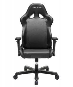 OH/TS29/N-DXRacer Tank TS29 Gaming Chair - Wide Seating/Maximum load 220kg Black