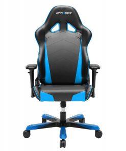 OH/TS29/NB-DXRacer Tank TS29 Gaming Chair - Wide Seating/Maximum load 220kg Black & Blue