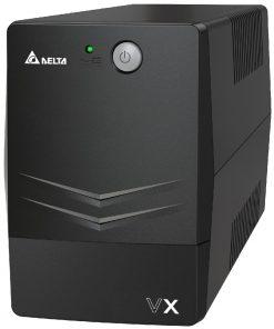 UPA601V2100BB-Delta VX Series Line Interactive 600VA/360W UPS (Tower) 2 AU ports