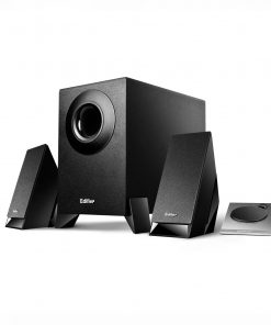 M1360-Edifier M1360 2.1 Multimedia Speakers - 3.5mm/RCA Remote Control