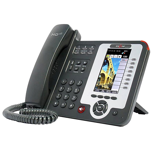 ES620PE-Escene ES620PE Executive IP Phone