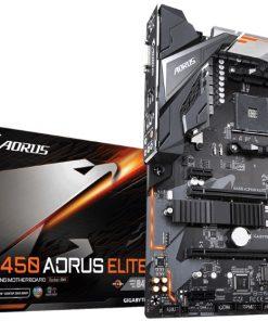 GA-B450-I-AORUS-PRO-WIFI-Gigabyte B450 I AORUS PRO WIFI Bluetooth Ryzen AM4 Mini-ITX MB 2xDDR4 1xPCIE 1xM.2 DP HDMI RAID Intel GbE LAN 4xSATA 8xUSB3.1 2xUSB2.0 RGB Fusion