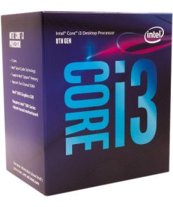BX80684I38100-Intel Core i3-8100 3.6Ghz s1151 Coffee Lake 8th Generation Boxed 3 Years Warranty ~CPI3-8300 BX80684I38300 CPI3-9100 BX80684I39100
