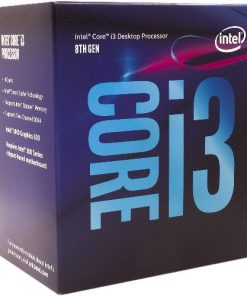 BX80684I38300-Intel Core i3-8300 3.7Ghz s1151 Coffee Lake 8th Generation Boxed 3 Years Warranty