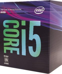 BX80684I58600-Intel Core i5-8600 3.1Ghz s1151 Coffee Lake 8th Generation Boxed 3 Years Warranty