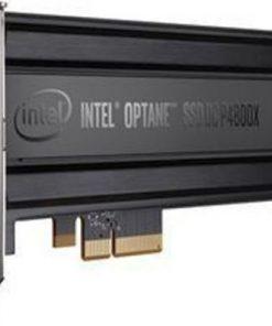 SSDPED1K750GA01-Intel DC P4800X PCIe NVMe SSD HHHL AIC 750GB 2400/2000 MB/s 550K/500K IOPS 30 DWPD 2 Mill Hrs MTBF Optane Server Data Centre Solid State Drive 5yr wty