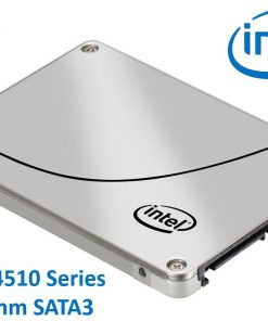 "SSDSC2KB480G801-Intel DC S4510 2.5"" 480GB SSD SATA3 6Gbps 3D2 TCL 7mm 560R/490R MB/s 95K/18K IOPS 2xDWPD 2 Mil Hrs MTBF Data Center Server 5yrs Wty ~HBI-S4500-480GB"