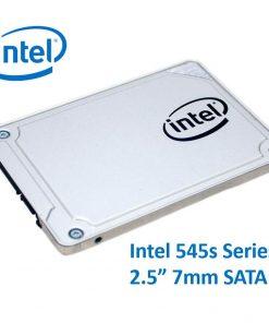 """SSDSC2KW512G8X1-Intel 545s Series 2.5"""" 512GB SSD SATA3 6Gbps 550/500MB/s 7mm TCL 3D NAND 75K/85K IOPS 1.6 Million Hours MTBF Solid State Drive 5yrs Wty ~HBI-540-480GB"""