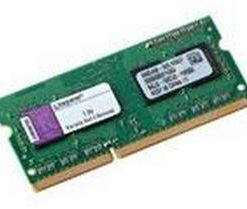 KVR16LS11/4-Kingston 4GB (1x4GB) DDR3L SODIMM 1600MHz 1.35/1.5V Dual Voltage ValueRAM Single Stick Notebook Memory ~KVR16S11S8/4