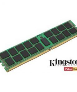 KVR24R17D8/16-Kingston 16GB (1x16GB) DDR4 RDIMM 2400MHz CL17 1.2V ECC Registered ValueRAM 2Rx8 2Gx72-Bit PC4-2400 Server Memory LS->KVR24R17D8/16I MEKVR24R17D8-16I
