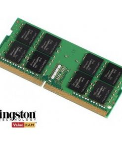 KVR24S17D8/16-Kingston 16GB (1x16GB) DDR4 SODIMM 2400MHz CL17 1.2V ValueRAM Single Stick Notebook Laptop Memory ~KVR21S15D8/16 MENB16GBDDR42133
