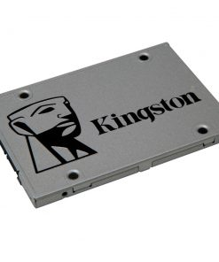 "SA400S37/240G-Kingston A400 240GB 2.5"" SATA3 6Gb/s SSD - TLC 500/450 MB/s 7mm Solid State Drive 1 mil hrs MTBF 3yrs"
