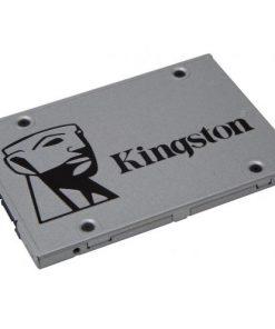 "SA400S37/480G-Kingston A400 480GB 2.5"" SATA3 6Gb/s SSD - TLC 500/450 MB/s 7mm Solid State Drive 1 mil hrs MTBF 3yrs"