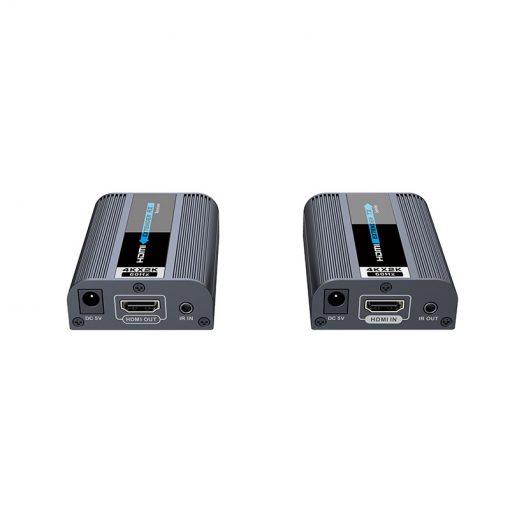 LKV672-Lenkeng HDMI Extender 4K  Over Single 60m Cat6 With IR