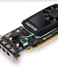 P620-Leadtek nVidia Quadro P620 PCIe Workstation Card 2GB DDR5 4xmDP1.4 4K 4x5120x2880@60Hz 128-Bit 80GB/s 512 Cuda Single Slot Low Profile ~VCL-P600 K620