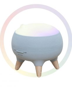 ACA-LED-U21-mbeat® actiVIVA Aroma Diffuser with RGB Color Changing LED