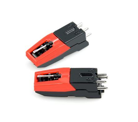 MB-STYLUS-01-mbeat® Turntable Stylus Cartridge Kit - Twin Pack (2 pack)