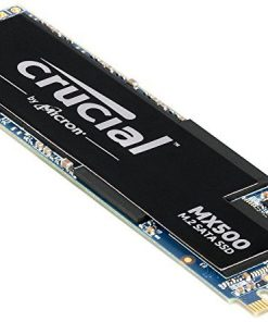 CT1000MX500SSD4-Crucial MX500 1TB M.2 (2280) SSD - 3D TLC 560/510 MB/s 90/95K IOPS Acronis True Image Cloning Software 5yr wty