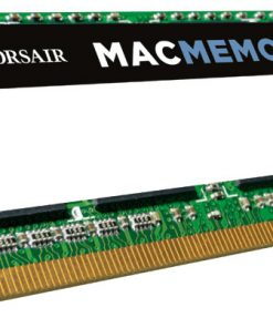 CT4G3S1339M-Crucial 4GB (1x4GB) DDR3 SODIMM 1333MHz for MAC 1.35V Single Stick Desktop for Apple Macbook Memory RAM