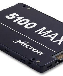 """MTFDDAK240TCC-1AR16ABYY-Micron 5100 MAX 240GB 2.5"""" SATA3 6Gbps 7mm Server Data Centre SSD 3D TLC NAND 540R/310W MB/s 88K/53K IOPS 5DWPD 3 Mil hrs 5yrs ~SSDSC2KB240G801"""