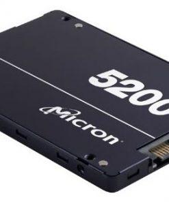 "MTFDDAK3T8TDC-1AT16ABYY-Micron 5200 ECO 3.84TB 2.5"" SATA3 6Gbps 7mm Server Data Centre SSD 3D TLC NAND 540R/520W MB/s 95K/17K IOPS 1DWPD 3 Mil hrs 5yrs Crucial"