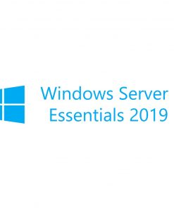 G3S-01299-Microsoft Server Essentials 2019 ( 1 - 2 CPU ) OEM Pack
