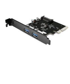 ORICO PA31-2P-ORICO 2 Port USB3.1 PCI-E Adapter (PA31-2P)