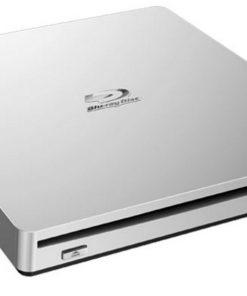 BDR-XS06T-Pioneer BDR-XS06T 8x Slim External Portable USB 3.0 Blu-Ray Writer Burner White Slot Load Supports BDXL Blu-ray DVD & CD media ~BP50NB40