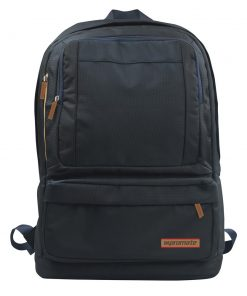 DRAKE.BLACK-Promate Drake Premium Backpack for Laptops up to 15.6inch with Multiple Storage Options - Black