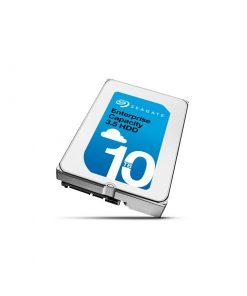 ST10000NM0086-Seagate 10TB Enterprise SATA HELIUM ENT CAP 3.5' 12GB/S 7200RPM 24x7 data availability HDD.