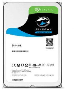 """ST1000VX005-Seagate 1TB SkyHawk Surveillance 3.5"""" 5900RPM SATA3 6Gb/s 64MB 24x7 HDD"""