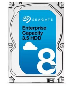 "ST8000NM0055-Seagate 8TB Enterprise 512n 3.5"" 7.2K SATA"