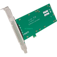 BBU-BRACKET-05-Supermicro PCIeBBU Mount Remote Mounting Board