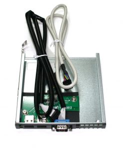 "MCP-450-00001-0N-Supermicro BBU09 Extension Kit install on 2.5"" HDD Tray"